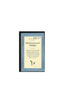 Mathematician's Delight (Penguin mathematics) by Sawyer, W. Paperback Book The
