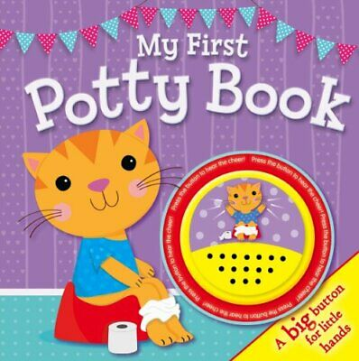 My First Potty Book - Big Button Sounds Potty Training (Ig... by Igloo Books Ltd