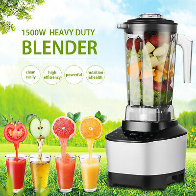 2L 1500W High Speed Blender Mixer Juicer Commerical Food Smooth