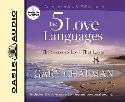 The 5 Love Languages: The Secret to Love That Lasts by Chapman, G 9781589269064
