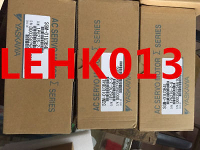 1pcs NEW Yaskawa servo motor SGM-01U3B4L by DHL or EMS