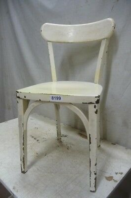8199. Alter Bugholz Stuhl Old wooden chair