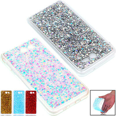Crystal Soft Shockproof TPU Rubber Case Cover For Samsung Galaxy J7 2017 Sky Pro
