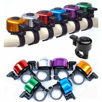 Sport Bike Bicycle Bell Cycling Handlebar Metal Horn Ring Safe Sound Alarm New
