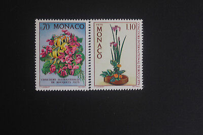 2 Monaco 1974 International Competition stamps