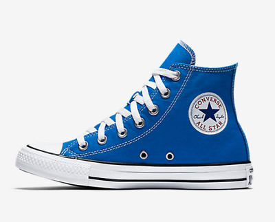CONVERSE CHUCK TAYLOR All Star Hi Shoes Sneakers Soar Blue