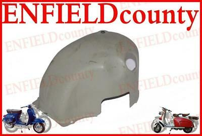 New Lambretta Genuine Cylinder Cowl Ready To Paint Gp Tv Li Sx S Coiffe @au