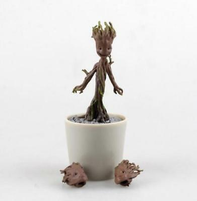 Guardians of the Galaxy Little Groot 1/4 PVC Figure Toy Collection Gifts