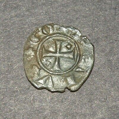 Crusader Iron Cross Antique Coin 1100-1300 Europe Medieval Ancient Templar P Lot