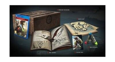 ARK SURVIVAL EVOLVED LIMITED COLLECTOR'S EDITION FOR PS4!!!! Brand New