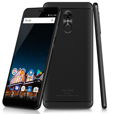 """5.7"""" Vernee M6 Octa-Core 4G Smartphone 4Go/64Go Android 7.0 18:9 HD+ All Screen"""