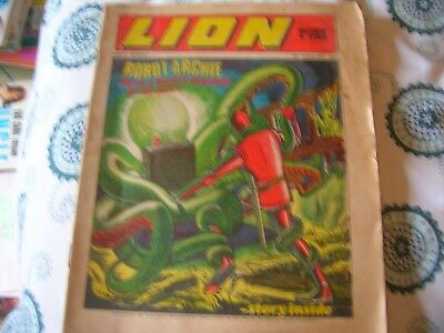 Lion Comic Dated: 6/02/1971