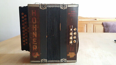 Hohner Akkordeon   Club Modell 1