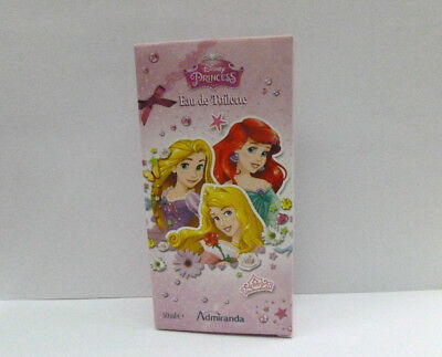 Disney Princess profumo bambina 50 ml eau de toilette spray Principesse