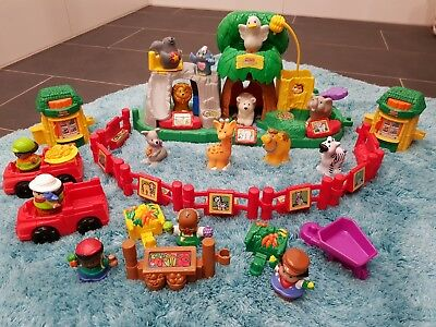 My Little People Zoo mit Sound