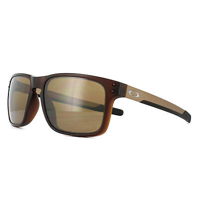 8c05bb7dbf OAKLEY SUNGLASSES HOLBROOK Mix OO9384-08 Matt Rootbeer Prizm Tungsten  Polarized - EUR 172