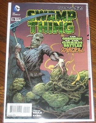 Swamp Thing #19 NM Charles Soule DC Comics The New 52