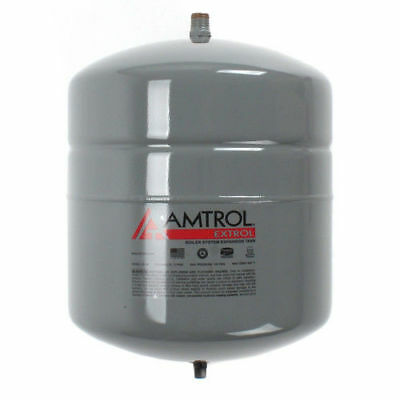 Amtrol 102-1 #30 Extrol Expansion Tank | for Hydronic Heating (4.4 Gal. Volume)