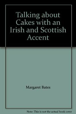 Talking About Cakes by Bates, Margaret Hardback Book The Cheap Fast Free Post