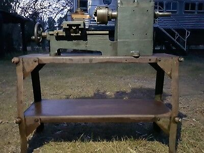 Antique Metal Lathe