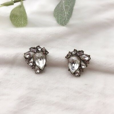 New Baublebar Acrylic Stud Earrings Gift Fs Vintage Women Party Holiday Jewelry