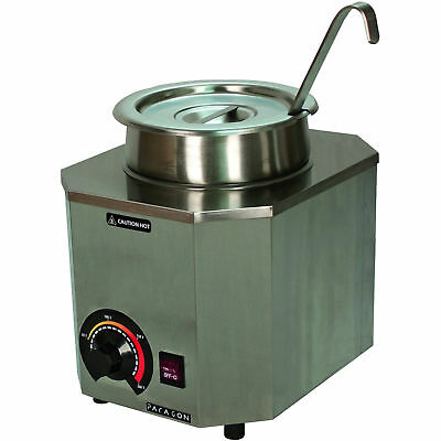 Pro-Deluxe Food Warmer with Ladle