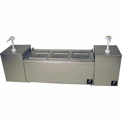 Pro-Series Condiment Server with Dispensers