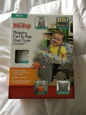 Nuby Shopping Cart Cover