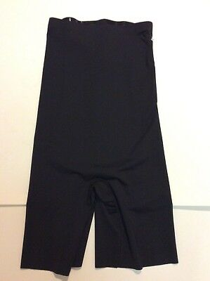 New Spanx 10006 Trust Your Thinstincts High Waist Shaping Short Black Sz Small