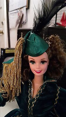 Scarlett O'Hara Gone with the Wind Barbie Hollywood Legends Vivien Leigh