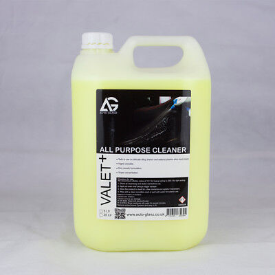 AutoGlanz - Valet + Trade Concentrated All Purpose Cleaner (APC) 5L