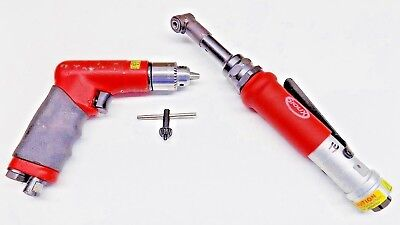 Sioux Mini 90 Degree Angle Drill & Sioux Palm Drill Aircraft Tools
