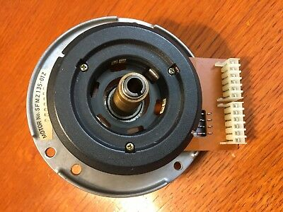 Technics SL-1360 Turntable Parts - Motor
