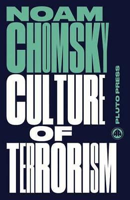 Culture of Terrorism by Noam Chomsky New Paperback Book