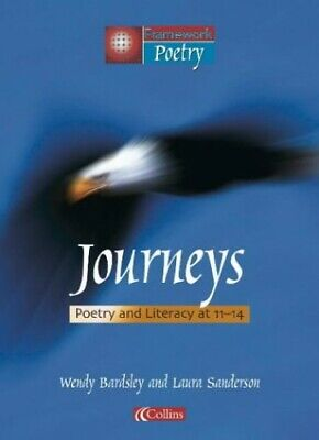 Framework Poetry: Journeys: Poetry and Literacy... by Sanderson, Laura Paperback