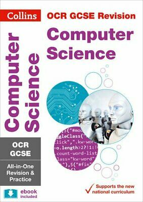 GCSE Computer Science OCR Practice and Revision Guide: GCSE G... by Collins GCSE