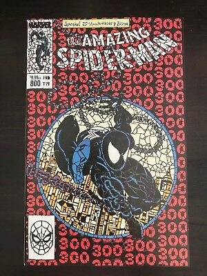 Amazing Spider-Man  #800 Shattered McFarlane Homage 300 NM 9.4
