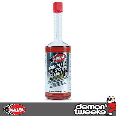 1 x Red Line SI-1 (SI1) Fuel System/Carb/Carburettor/Injector Cleaner/Additive