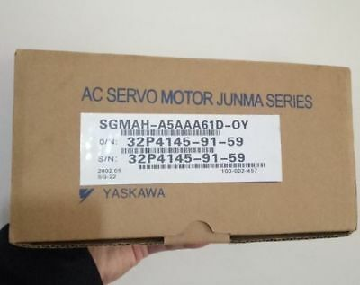 1pcs new in box Yaskawa AC Servo Motor SGMAH-A5AAA61D-OY by DHL or EMS