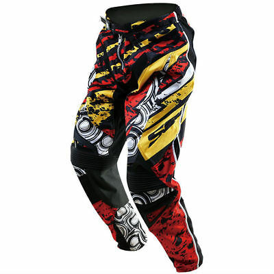 Motorcross Racing Suits Sports Pants Scoyco P033 Offroad Racing Protective Gears