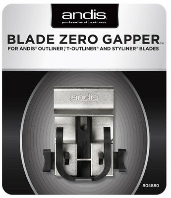 Andis Blade Zero Gapper Tool For Trimmer - T-Outliner/Styliner (#04880)