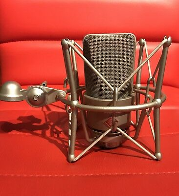 Neumann TLM 103 and Shock Mount, Excellent Condition.