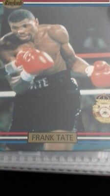 1991 Rinlords  Card  Frank Tate