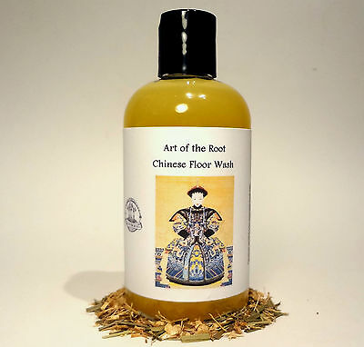 Chinese Floor Wash For Luck, Success & Negativity Hoodoo Voodoo Wiccan Pagan