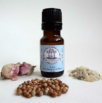 Love Pure Essential Oil Aromatherapy Blend for Romance, Commitment & Fidelity