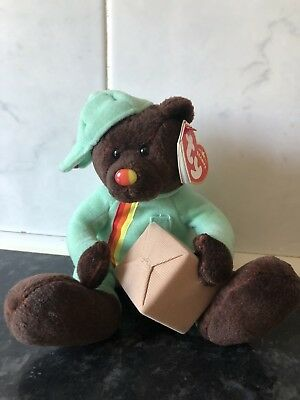 Ty Beanie Babies - Packer UK Exclusive 2006 - New With Original Swing Tags
