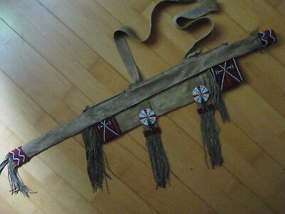 Indianer - bow and arrow quiver gebraucht