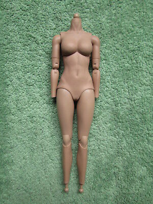 1:6 Scale HOT TOYS VGM21 Resident Evil Ada Wong - Female Body