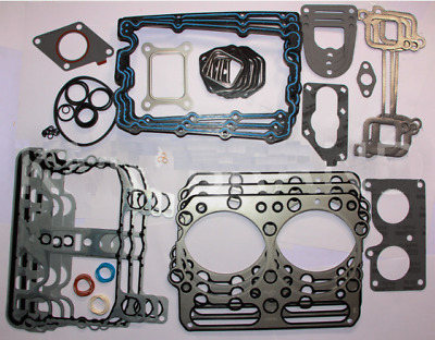 Upper Head Gasket Kit For Cummins N14 Plus Reference 4089371 4024928