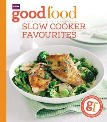 Good Food: Slow cooker favourites by Sarah Cook New Paperback Book